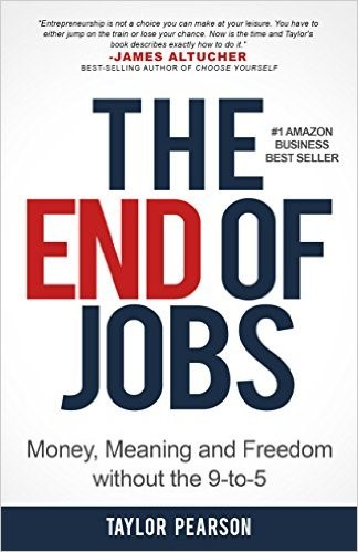 Marie Rocher reviews The End of Jobs by Taylor Pearson